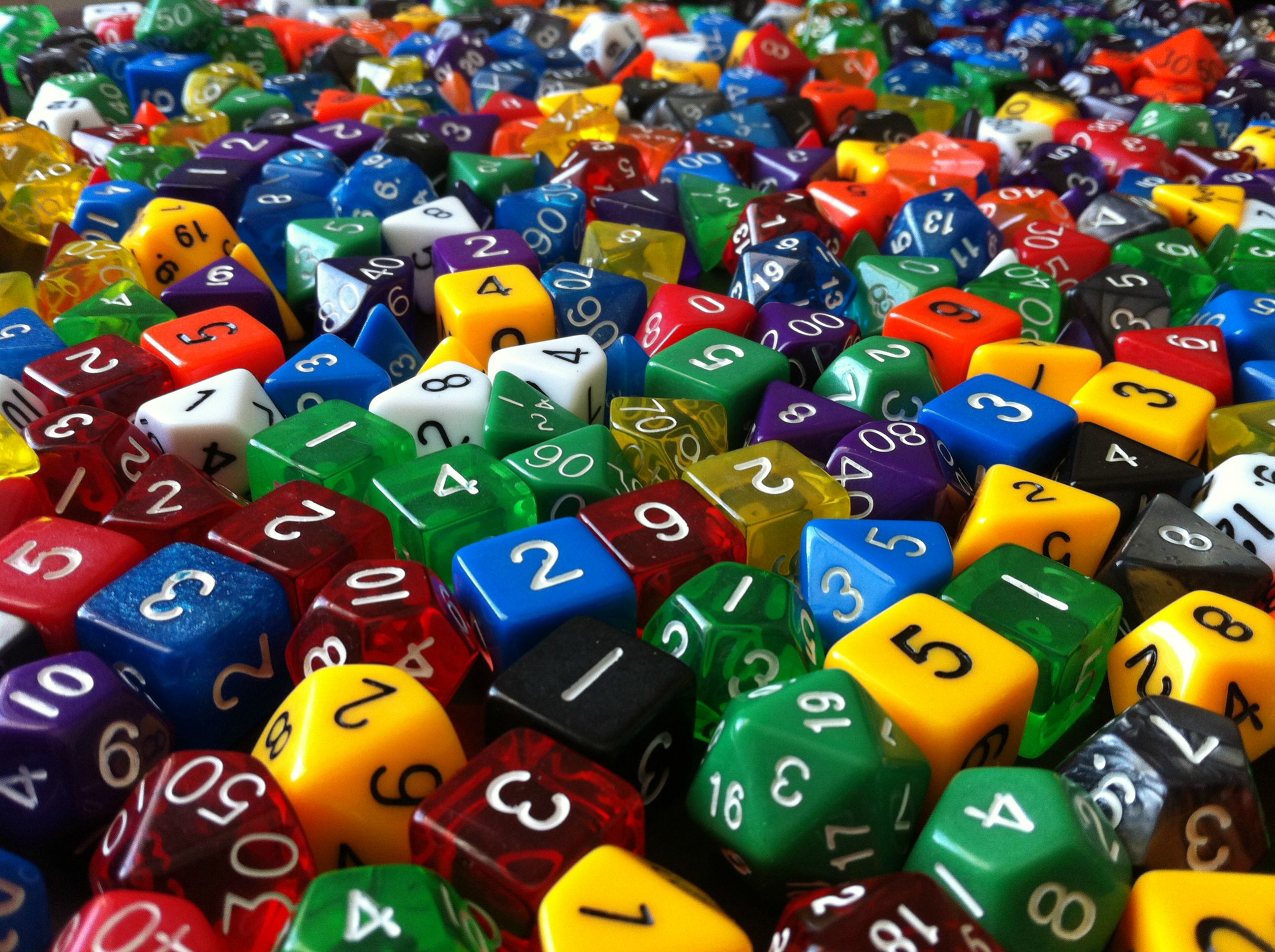 Board Games Day! Saturday, August 13, 10:30am-8:00pm