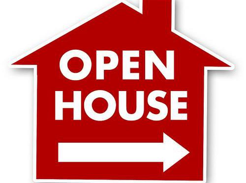 Open House – Saturday, October 14, 10am-2pm