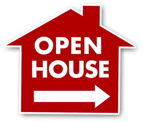 Open House – Saturday, October 13, 10am-3pm