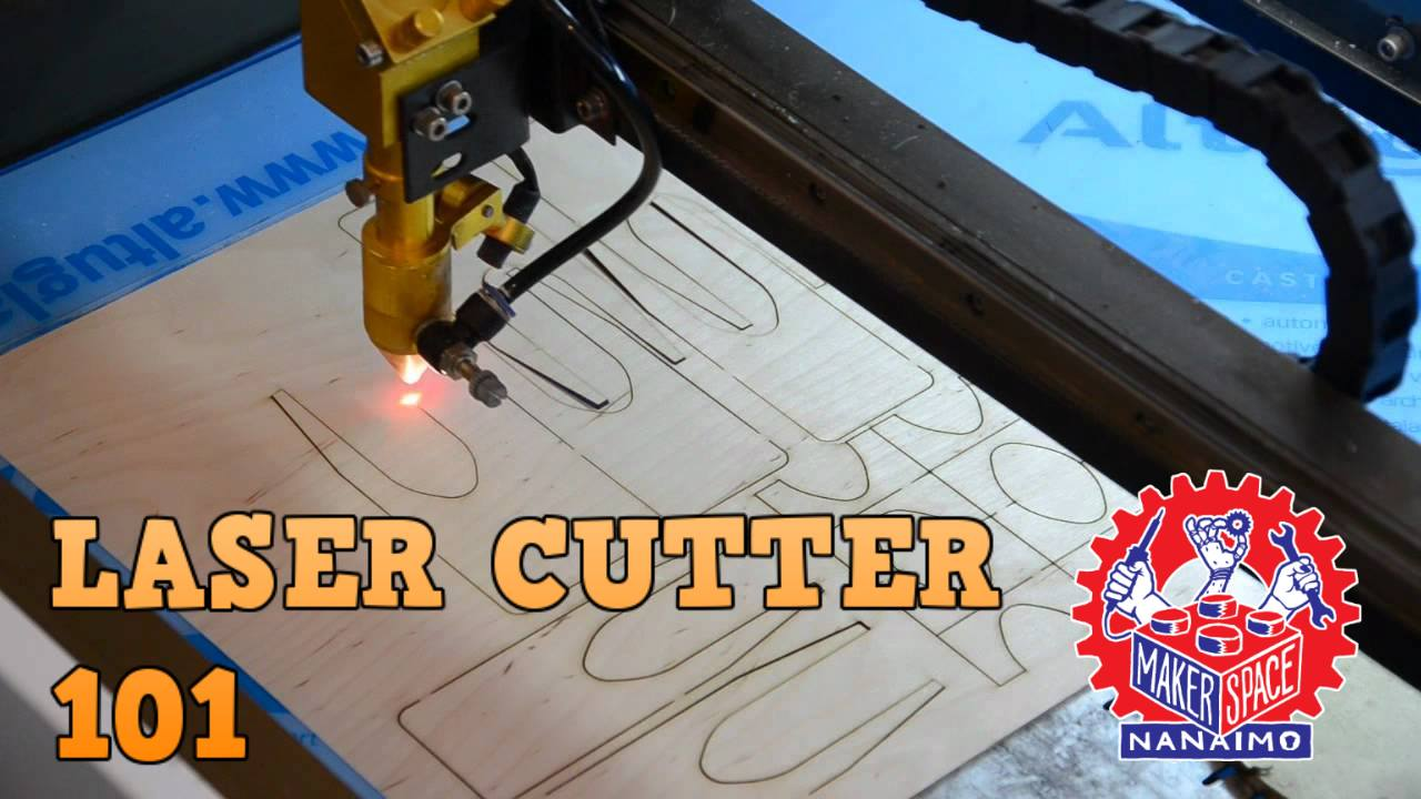Laser Cutter 101 Workshop – Sept 11, 7pm-9pm
